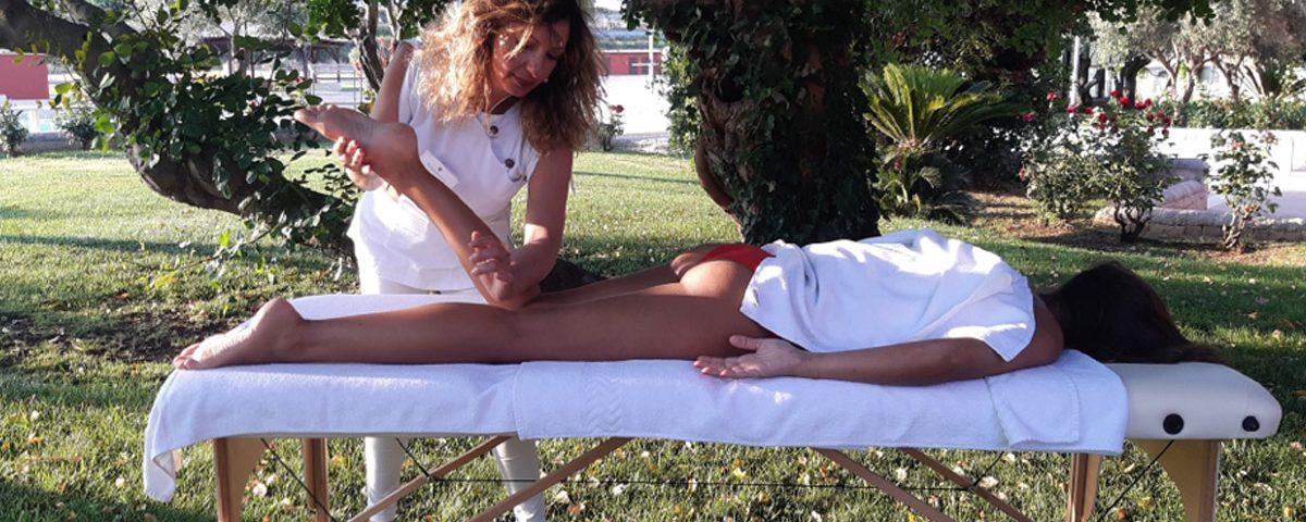 Piscina & Massaggio dell'Eden
